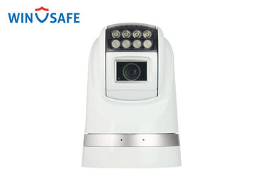 Full Weather Proof Vehicle Mounted Rugged PTZ Camera with low illumination 550TVL Resolution
